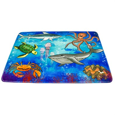 Detský koberec morský svet