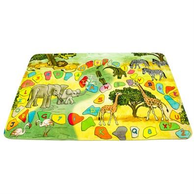 Detský koberec safari