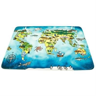 Detský koberec svet, 76 x 117 cm